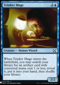 Trinket Mage - Mystery Booster