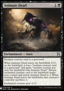 Animate Dead - Mystery Booster