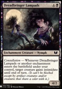 Dreadbringer Lampads - Mystery Booster