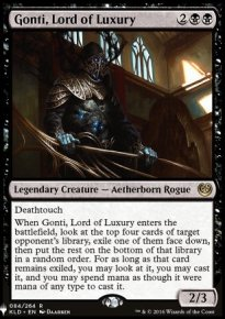 Gonti, Lord of Luxury - Mystery Booster