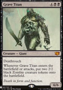 Grave Titan - Mystery Booster