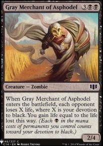Gray Merchant of Asphodel - Mystery Booster