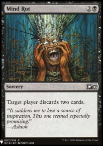 Mind Rot - Mystery Booster