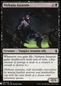 Nirkana Assassin - Mystery Booster