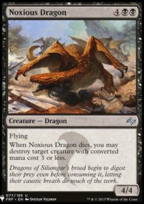 Noxious Dragon - Mystery Booster