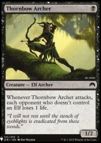Thornbow Archer - Mystery Booster