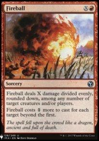 Fireball - Mystery Booster