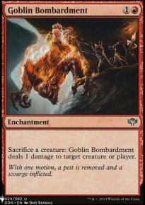 Goblin Bombardment - Mystery Booster