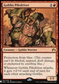 Goblin Piledriver - Mystery Booster