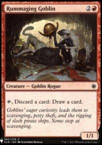 Rummaging Goblin - Mystery Booster