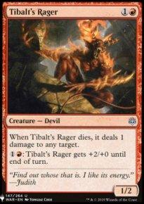 Tibalt's Rager - Mystery Booster