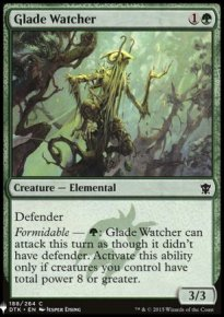 Glade Watcher - Mystery Booster