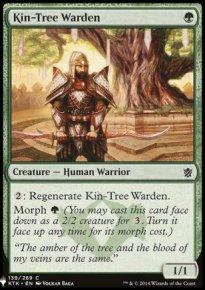 Kin-Tree Warden - Mystery Booster