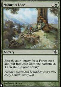 Nature's Lore - Mystery Booster