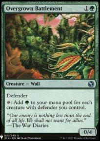 Overgrown Battlement - Mystery Booster