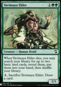 Yavimaya Elder - Mystery Booster