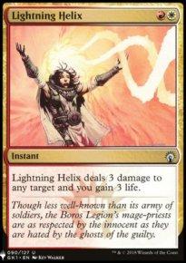 Lightning Helix - Mystery Booster