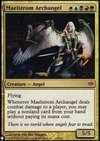 Maelstrom Archangel - Mystery Booster