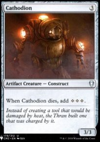 Cathodion - Mystery Booster