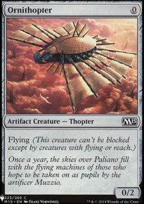 Ornithopter - Mystery Booster