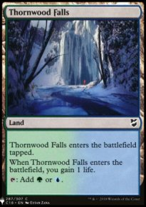 Thornwood Falls - Mystery Booster