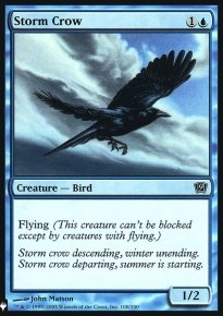 Storm Crow - Mystery Booster