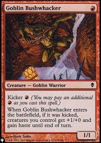 Goblin Bushwhacker - Mystery Booster