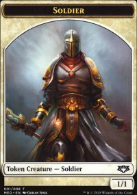 Soldier - Guilds of Ravnica - Mythic Edition