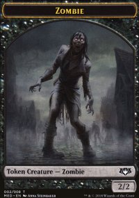 Zombie - Guilds of Ravnica - Mythic Edition