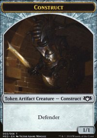 Construct - Guilds of Ravnica - Mythic Edition