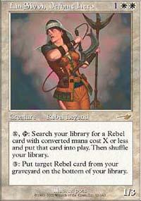 Lin Sivvi, Defiant Hero - Nemesis
