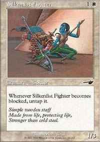 Silkenfist Fighter - Nemesis