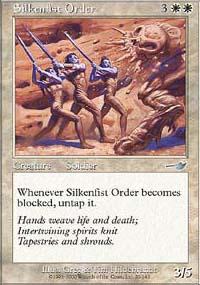 Silkenfist Order - Nemesis