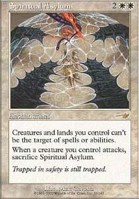 Spiritual Asylum - Nemesis