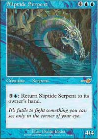 Sliptide Serpent - Nemesis