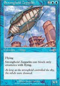 Stronghold Zeppelin - Nemesis