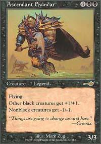 Ascendant Evincar - Nemesis