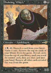 Divining Witch - Nemesis