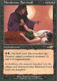 Murderous Betrayal - Nemesis