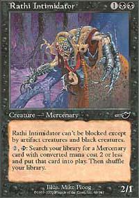 Rathi Intimidator - Nemesis