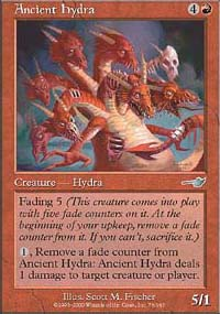 Ancient Hydra - Nemesis