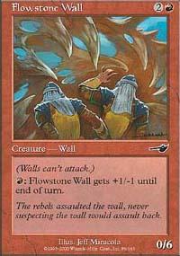 Flowstone Wall - Nemesis
