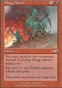 Mogg Alarm - Nemesis