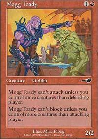 Mogg Toady - Nemesis