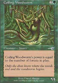 Coiling Woodworm - Nemesis