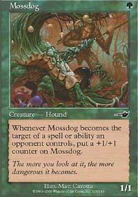 Mossdog - Nemesis