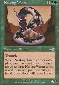 Nesting Wurm - Nemesis