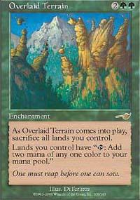 Overlaid Terrain - Nemesis