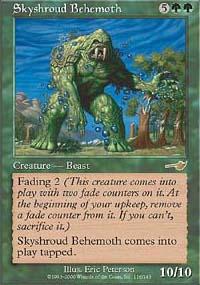 Skyshroud Behemoth - Nemesis