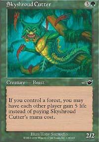 Skyshroud Cutter - Nemesis